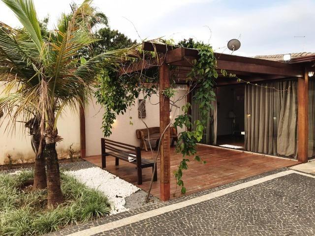 Colonia Agrícola Sucupira ch16 belíssima casa - Foto 3