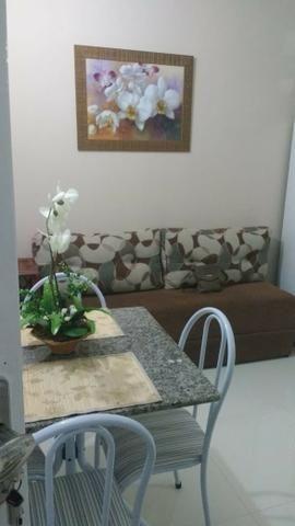 Aluga-se Flat , com 1 quarto, 1 Banheiro, 1 Sala/Cozinha em Condominio Fechado - Foto 9