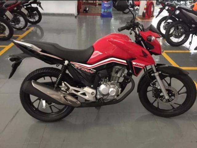 Honda CG 150 titan 2019