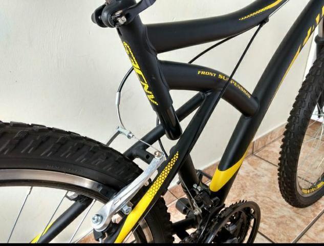 Bicicleta Caloi Andes Aro 26 - Foto 5