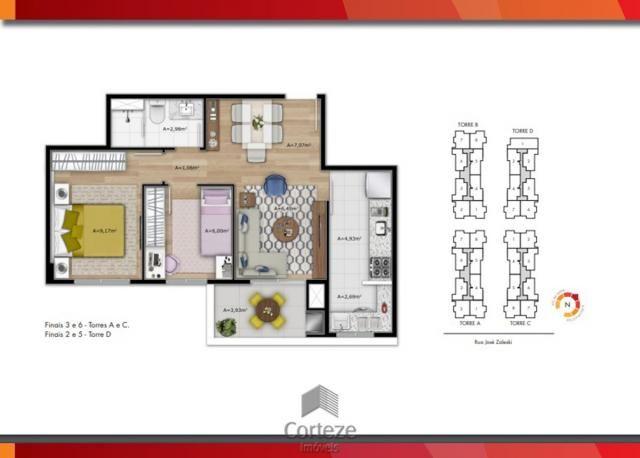 Apartamento Garden 2 Quartos com 2 vagas de garage - Foto 16