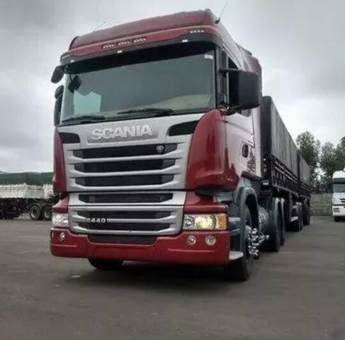 Scania r440 eng. no bitrem librelato - Foto 2