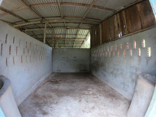 Fazenda Produtiva 1200 x 1100 com 20 tanques peixes em Rio Preto da Eva - Foto 18