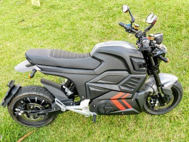 Moto scooter patinete elétrica promoção - Foto 4