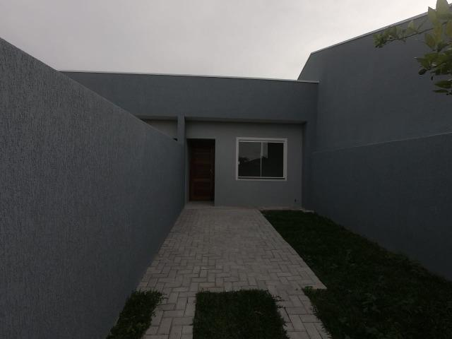 Ótima casa no Ganchinho Financia aceita FGTS