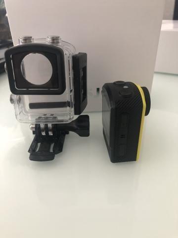 Camera Sjcam M20 Wi-fi Original 4k Filmadora D'agua (NOVA) - Foto 4