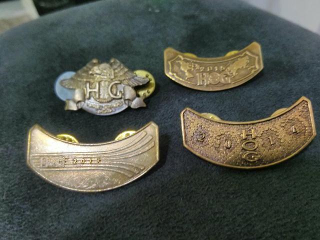 Patches e pins Harley Davidson - Foto 6