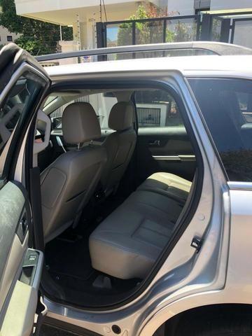 Ford Edge Limited com baixa quilometragem e top de linha - Foto 11