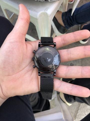 Vendo relógio armani - Foto 3