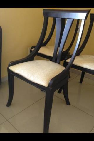 Conjunto com 06 cadeiras - Foto 2