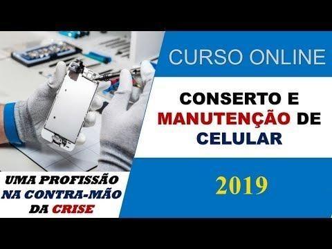 """Curso Conserto De Celular """"Vídeo Aulas Passo a passo"""""""