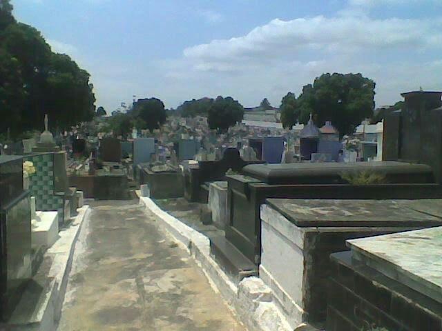 Jazigo Perpétuo Cemitério de Irajá