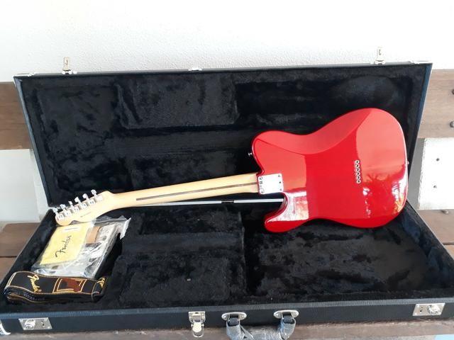 Fender Telecaster American Standard Ash Lindíssima - Foto 4