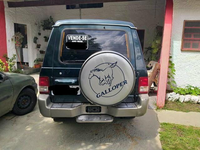Hyundai galloper 4X4 - Foto 4