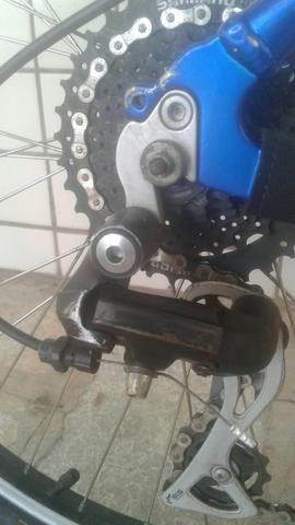 Bicicleta Trek Alumínio - Foto 4