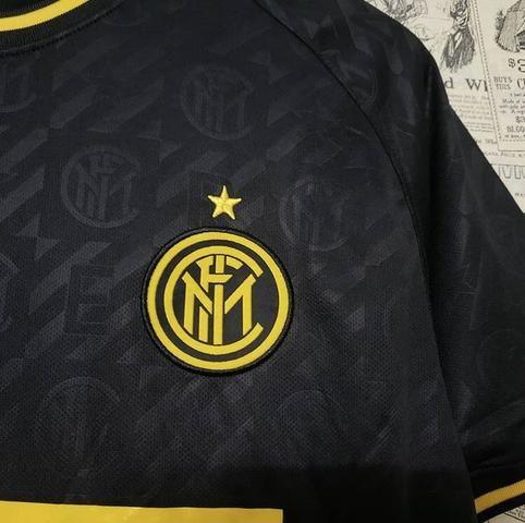 Camisa da inter de Milão - Foto 2
