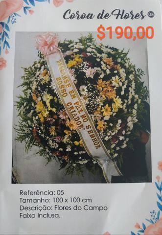 Coroas funebres - Foto 3