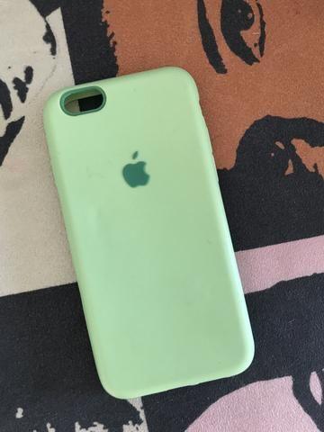 Capa emborrachada do iPhone 6