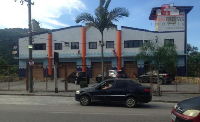 Galpão/depósito/armazém à venda em Boiçucanga, São sebastião cod:AR0034 - Foto 3