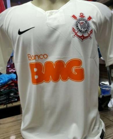 37ab9f5545 Camisa do Corinthians Nike 2019 Todos Modelos Entrego
