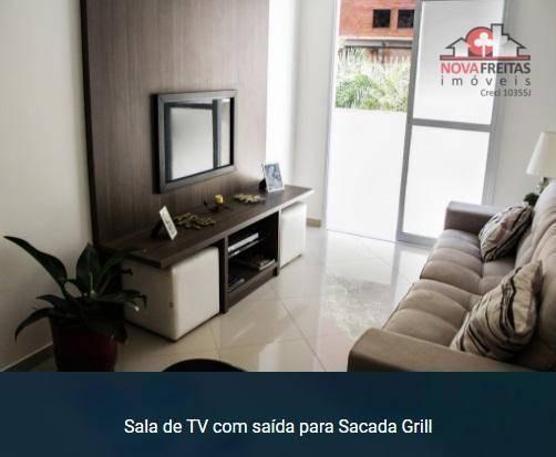 Apartamento à venda com 2 dormitórios em Parque industrial, São josé dos campos cod:AP3174 - Foto 8
