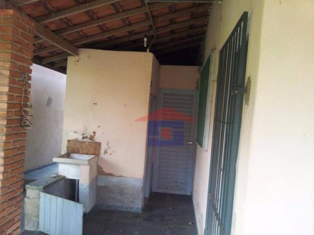 Casa residencial para venda ou trocana cidade de bofete. - Foto 12