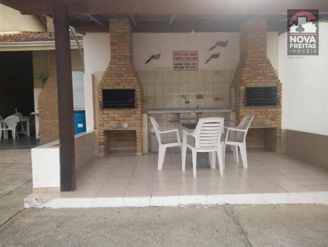 Casa à venda com 2 dormitórios em Pontal de santa marina, Caraguatatuba cod:SO1257 - Foto 13