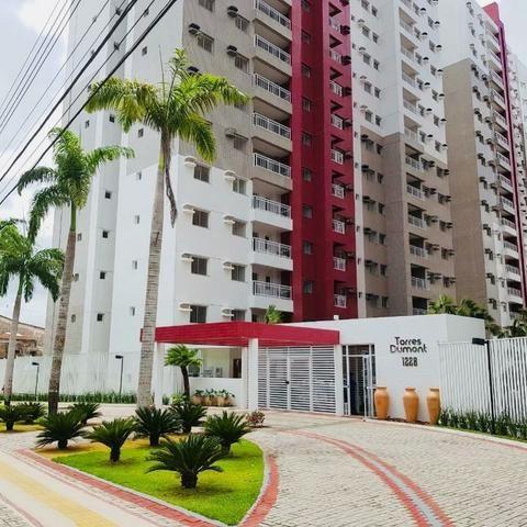 Torre Dumont 03 quartos com 1 suíte. próximo Mix Matheus Pedreira. Unidade Exclusiva