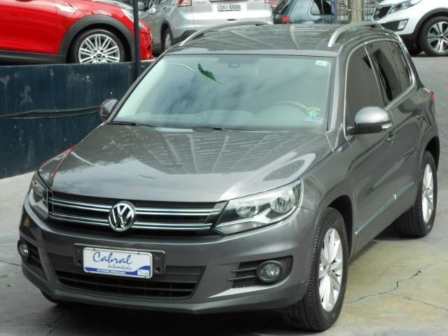 Vw - Volkswagen Tiguan 2.0 Tsi Automático