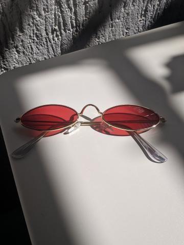 d167cb0d8 Vários óculos de sol oval vintage, retrô, trap hype - Bijouterias ...