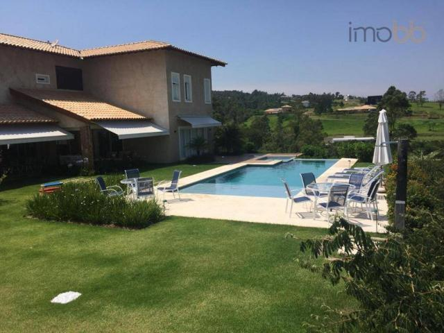 Casa com 5 dormitórios à venda, 700 m² por R$ 4.000.000,00 - Condomínio Terras de São José