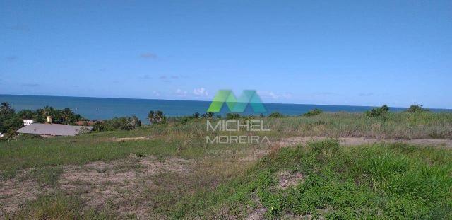Terreno de 14.000m² - frente para o mar - cumuruxatiba - bahia - Foto 9