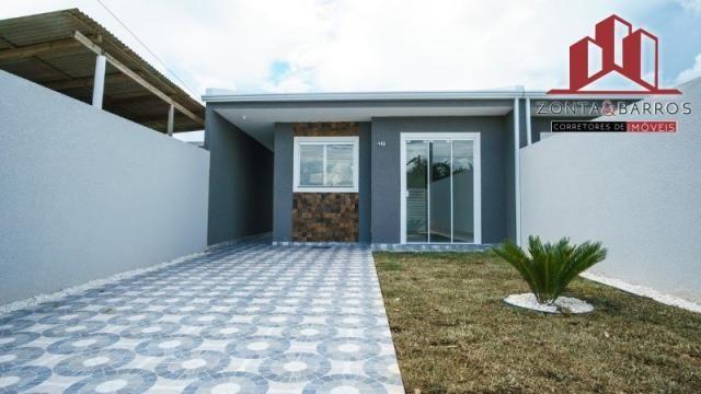 Casa à venda com 3 dormitórios em Nações, Fazenda rio grande cod:CA00058 - Foto 20