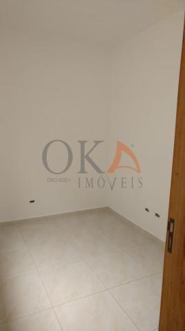 Casa 42m² 02 dormitórios no campo de santana é na oka imóveis - Foto 15