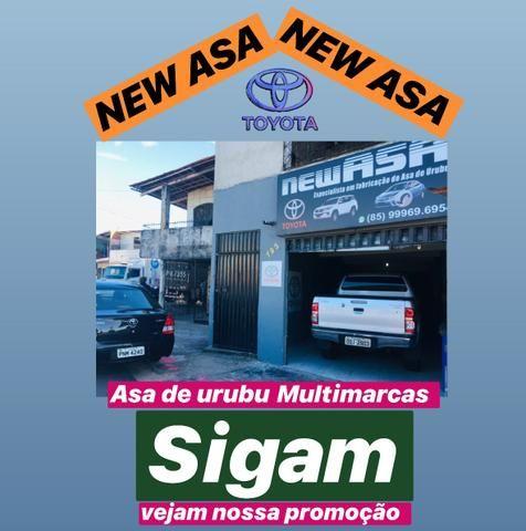 New asa multimarcas em asa de urubu para veículos importado