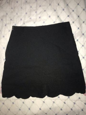 Short saia e Blusa de renda - Foto 3