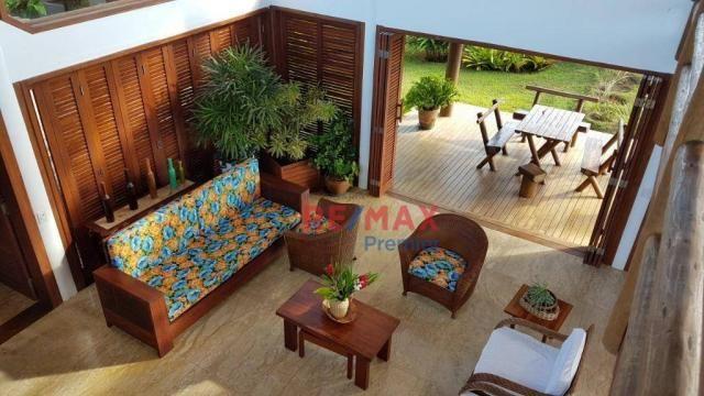 Casa com 7 dormitórios à venda por r$ 2.000.000 - villas de são josé - itacaré/ba - Foto 13