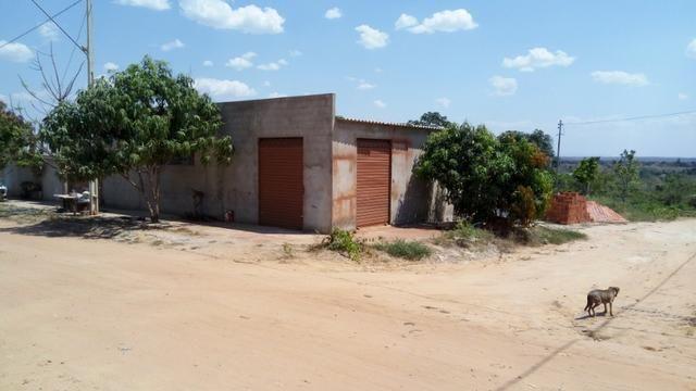 Casa no Distrito da Guia com 2 quartos, 1 edícula e barracão de 110 m² - Foto 4