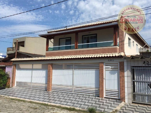 Casa 2 dormitórios no Bairro Canto do Forte em Praia Grande SP - Foto 3