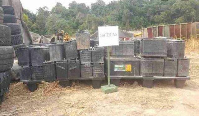 Segundona para desapegar com as ofertas das baterias - Sucatas de baterias  - Foto 5