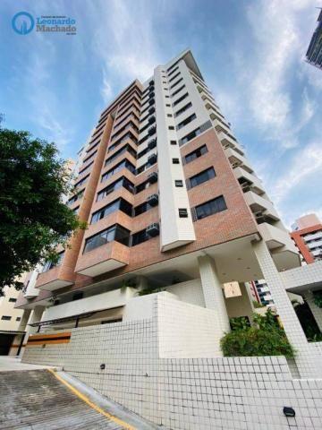 Apartamento à venda, 156 m² por R$ 650.000,00 - Meireles - Fortaleza/CE