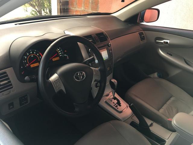 Corolla XEI 13/14 Carro de garagem!!!! - Foto 9