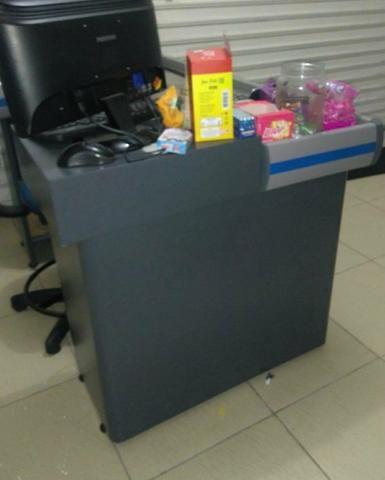 Balcão de supermercado (aceito cartão) - Foto 2
