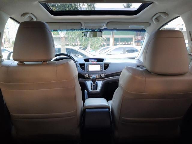 Honda Cr-v Exl 2.0 Flexone 16v 2wd Aut. - Foto 9