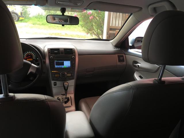 Corolla XEI 13/14 Carro de garagem!!!! - Foto 8