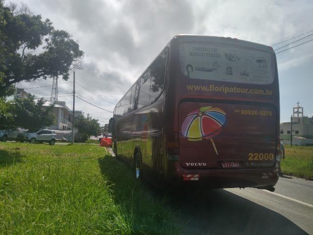 Ônibus volvo B7R 2005/06 Marcopolo 1200 - Foto 10