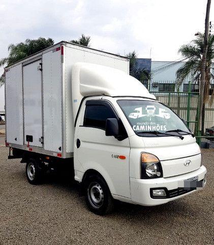 Hyundai Hr Com Baú - Foto 3