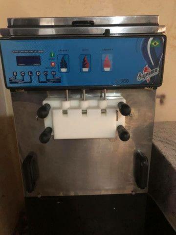 Vendo máquina de sorvete expresso