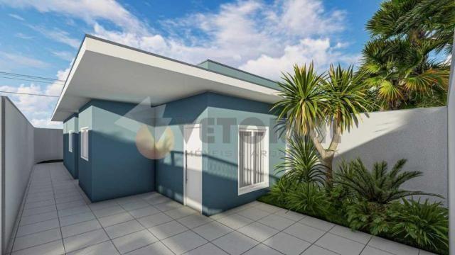 Casa com 2 dormitórios à venda, 68 m² por R$ 250.000 - Golfinho - Caraguatatuba/SP - Foto 5