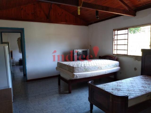 Sítio à venda com 2 dormitórios em Zona rural, Luís antônio cod:V17521 - Foto 3